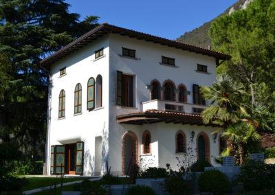 progetto villa Sarnico