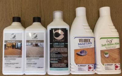 Come pulire un parquet verniciato