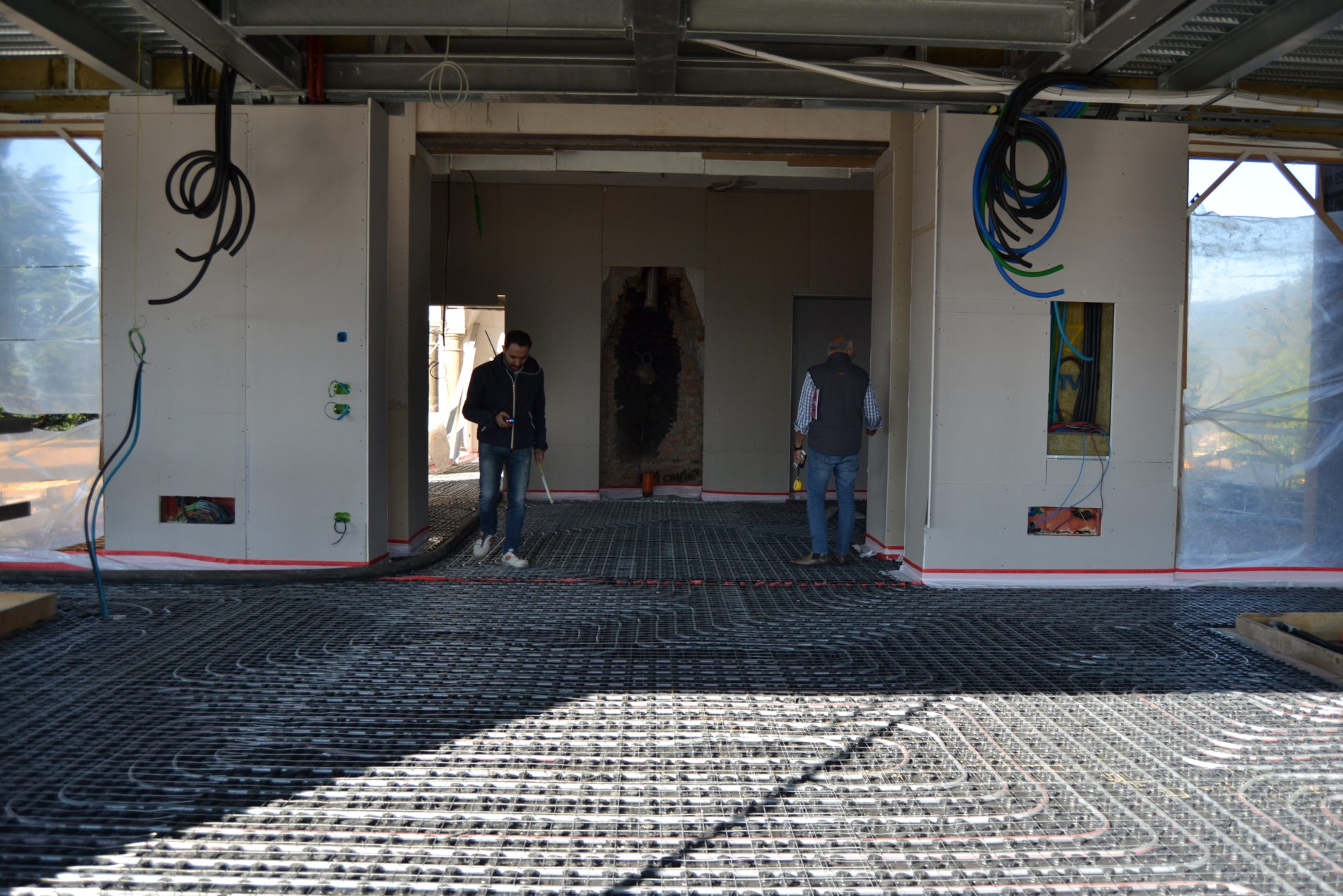 Ottimizzare Riscaldamento A Pavimento parquet e riscaldamento a pavimento - il parquet di