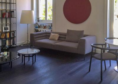 appartamento contemporaneo milano